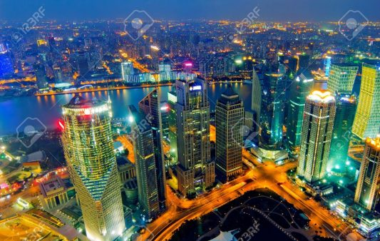 13224207-aerial-view-of-shanghai-at-night-from-jinmao-building