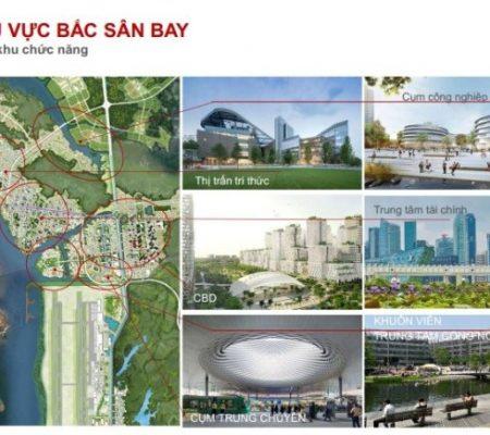 Dự án Khu đô thị Sân Bay